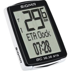 SIGMA SPORT BC 16.16 STS CAD Cykelcomputer trådlås